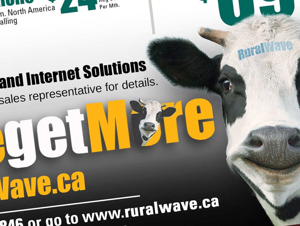 "RURAL WAVE ""GET MORE"" PROMOTION"