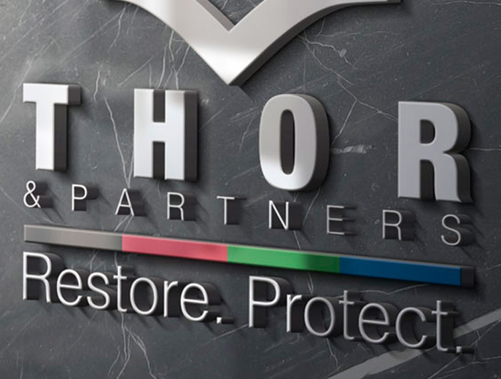 Thor & Partners – Website